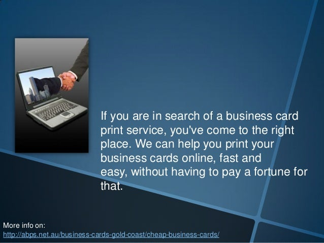 How to print cheap business cards 4 you can place your business cards printing reheart Choice Image