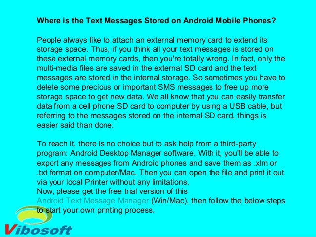 how to get text messages on mac from android
