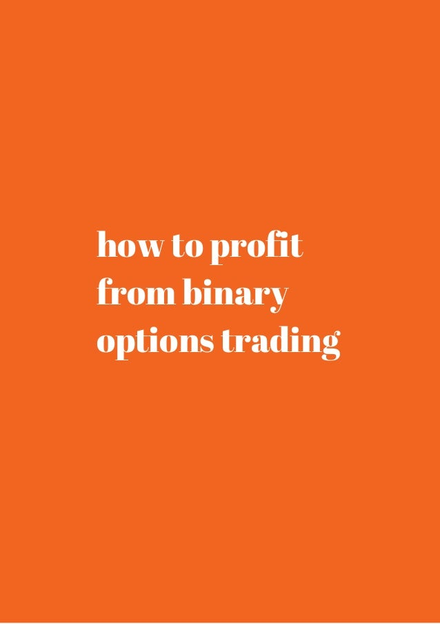 Profit binary review
