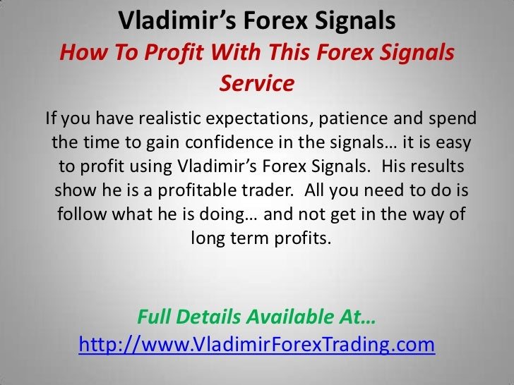How to profit in forex