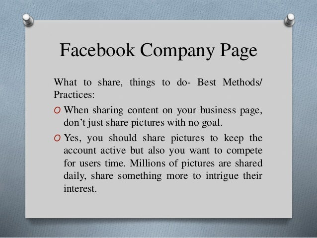 how to use facebook to promote your business for free