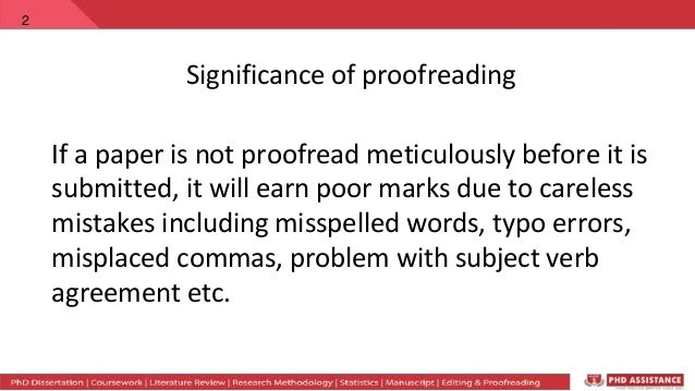 popular literature review proofreading sites for phd