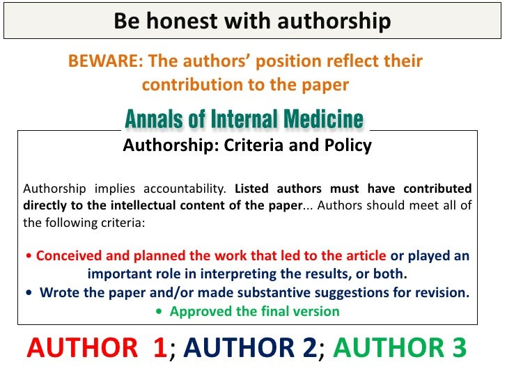 Make a good literature review  Be honest when citing, do not omit competitors           Cite the most recent literature Ci...