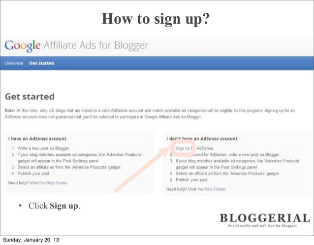 how to add ads on blogger