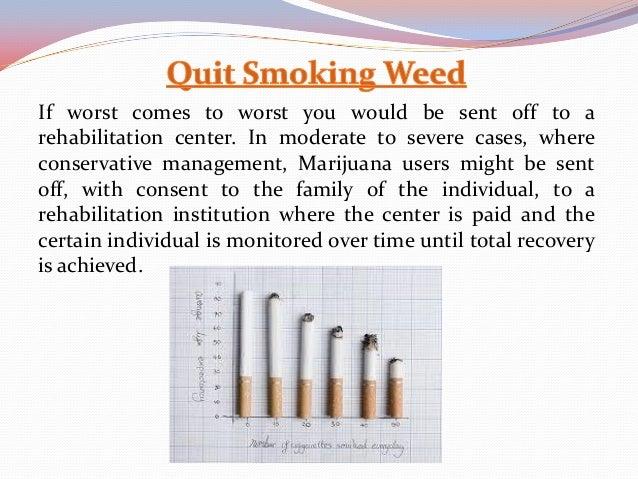 Best Way To Quit Smoking Marijuana