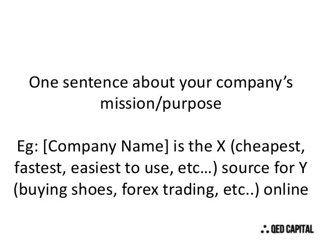 use mission in a sentence