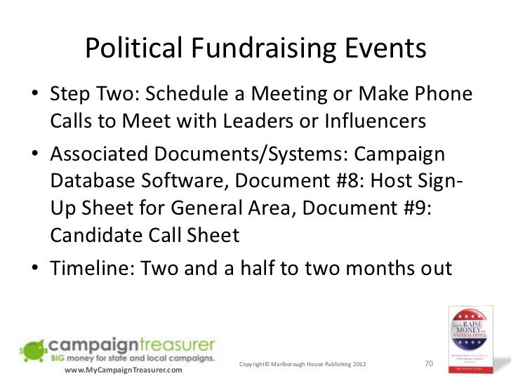 How to raise money for political office political fundraising m4hsunfo