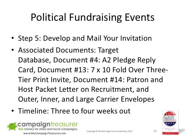 political fundraising