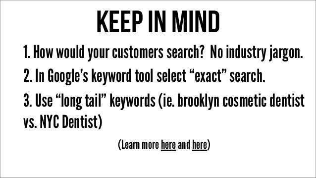 how to rank high in google local search