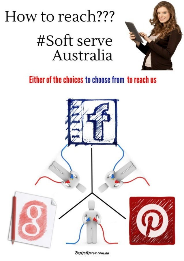 How to reach? ??  #Soft serve Australia   er of the choices to choose from to reach us  Bexao/ if. rerVe. com. aa