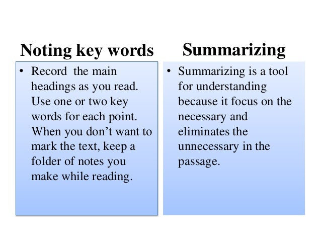 how to read efficiently Reading efficiently once you have identified the sources that you think you want  to read, go through them briefly to make sure that they are.