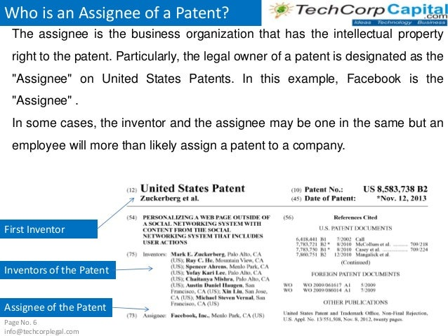How to Read a Patent Nonprovisional Utility Patent Application Guide|…