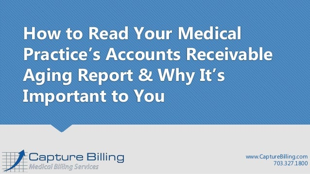 account receivable aging report