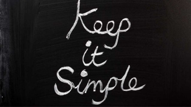Simplicity is the key to an Italian recipe A true Italian recipe uses 5 and 6 good quality ingredients