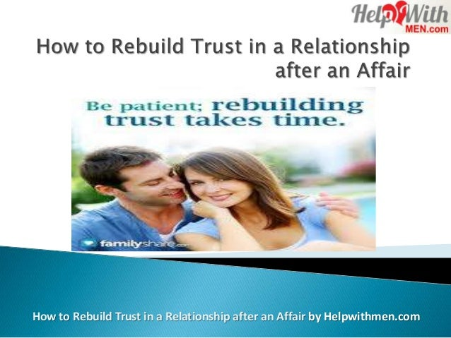 How to fix a relationship after a break up