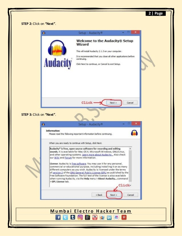 How To – Record Background Sound of Windows 7, 8, 10 [AudaCity]