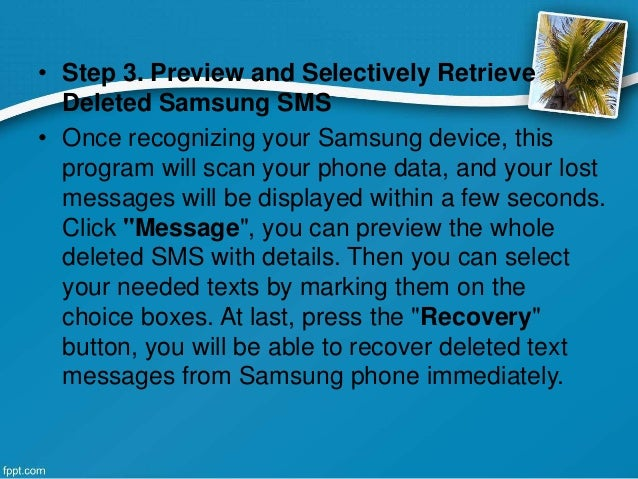how to delete text messages from samsung phone