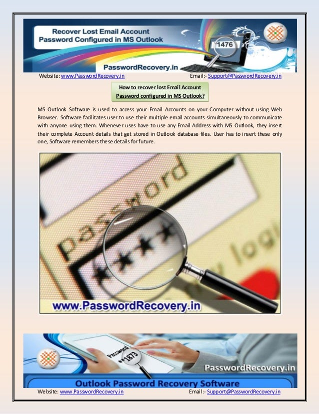 Website: www.PasswordRecovery.in Email:- Support@PasswordRecovery.in  Website: www.PasswordRecovery.in Email:- Support@Pas...