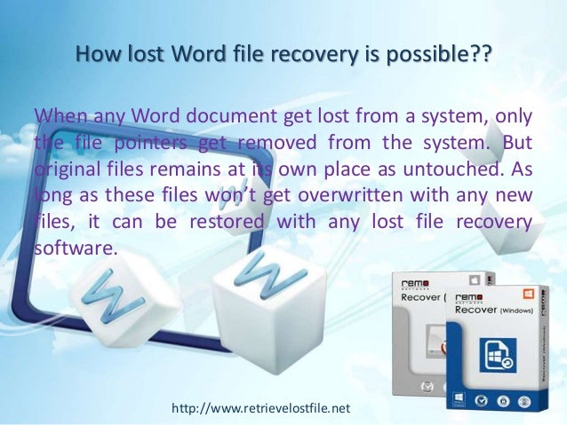 How to open Auto Recover file location to recover the