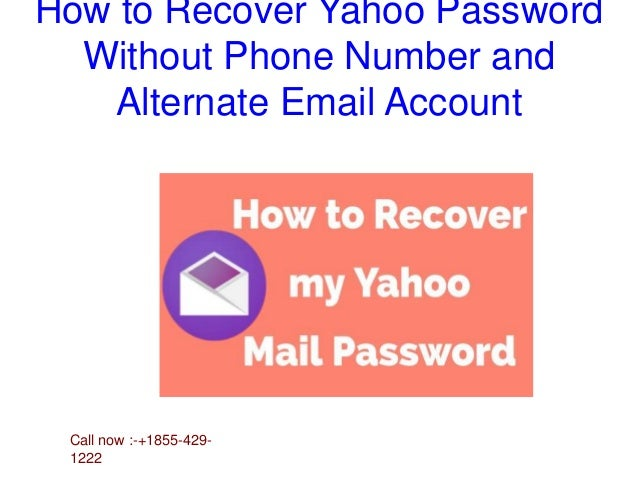 how to remove phone number from yahoo account