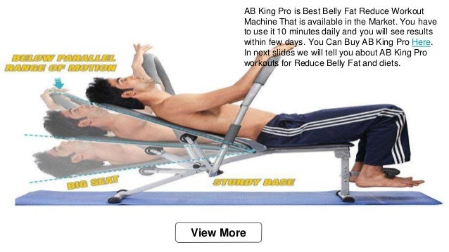 exercise machines for tummy weight lose