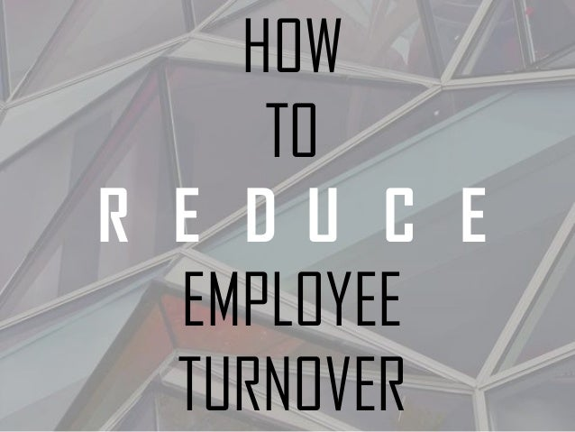 reducing employee turnover in hospitality The employee turnover the challenge  a genuine love for the business of hospitality and the desire to excel as a hotelier are slowly giving way to aspirations for better work-life balance, faster career growth and the need for better pay.
