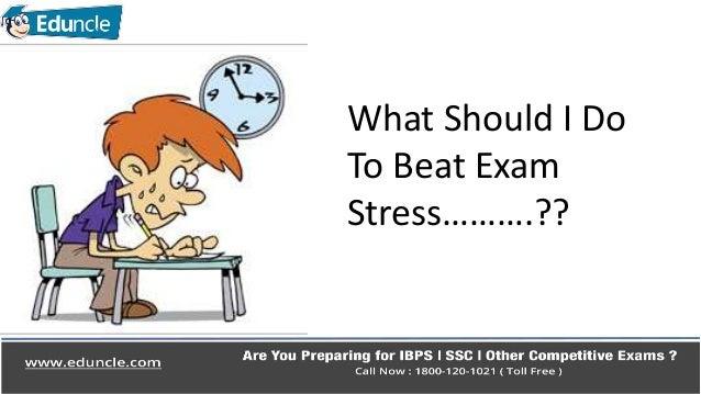 Eduncle   How Do I Reduce Exam Stress? Slide 3