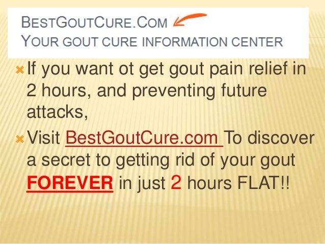 gout swelling treatment uric acid test normal range simple gout prevention diet