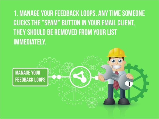 How to Reduce Your Spam Complaints