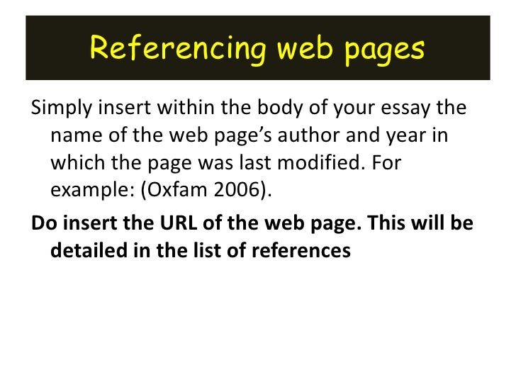 How To? In-Text and Parenthetical Explanation