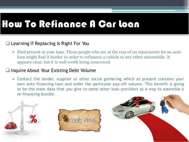 Refinance Car With Bad Credit: How To Refinance A Car With Bad Credit