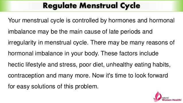 How To Regulate Menstrual Cycle And Treat Period Problems Naturally