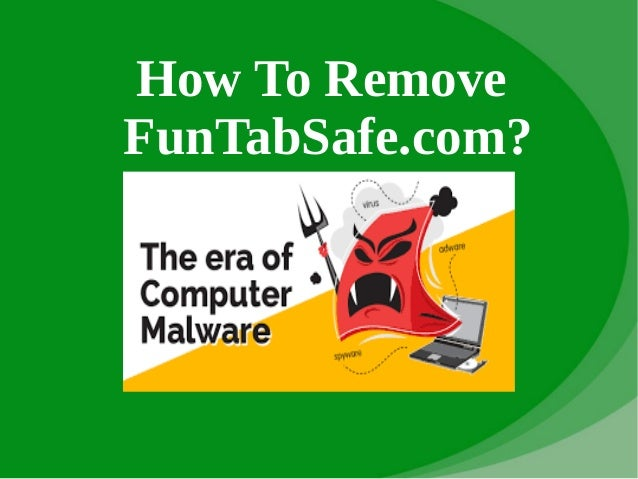 How To Remove FunTabSafe.com?
