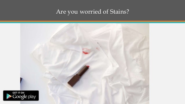 How To Remove Stain From White Shirt