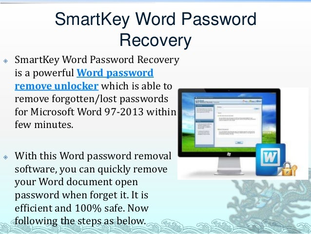 word protection password