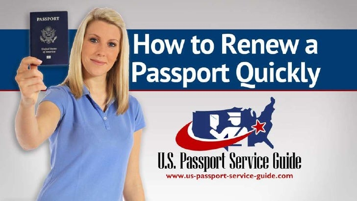 How to Renew a Passport Quickly