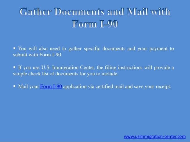 How To Renew Or Replace A Green Card