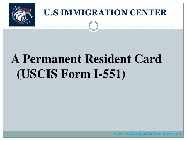 How To Renew Or Replace My Permanent Resident Card