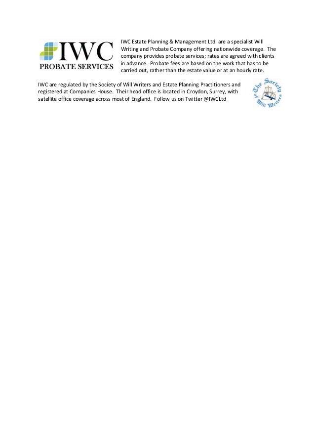 Letter Of Renunciation Executor Probate Uk