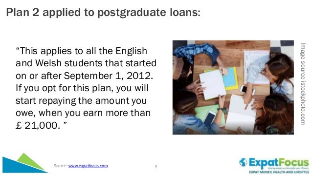 How To Repay Your UK Student Loan While Living Abroad