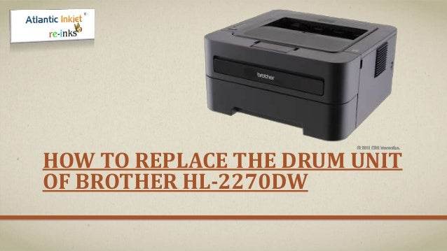 brother printer driver download hl-2270dw