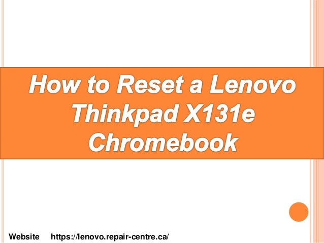 Website https://lenovo.repair-centre.ca/
