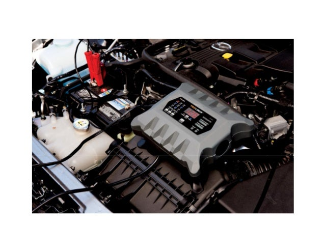 Car Battery Reconditioning Business