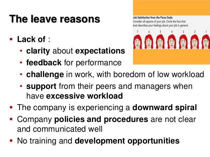 8 the leave reasons