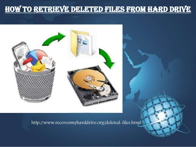 how to delete files from hard drive