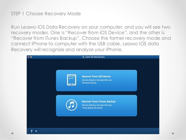 How to Retrieve Deleted Messages from iPhone 6 Plus
