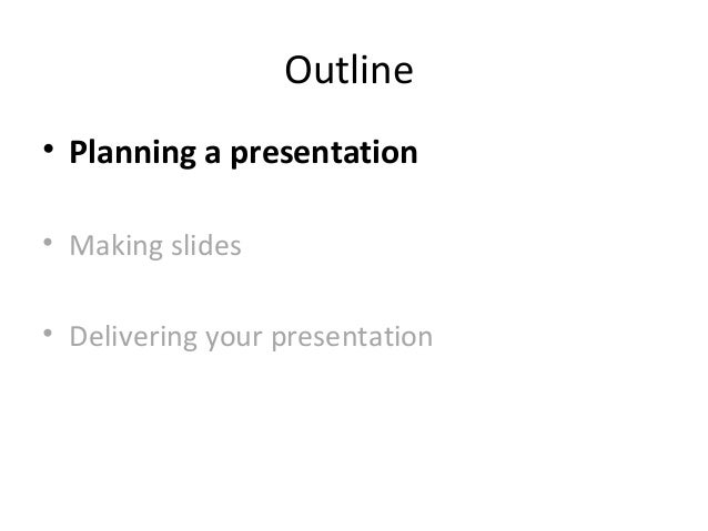 how to review a journal paper and prepare oral presentation, Presentation templates