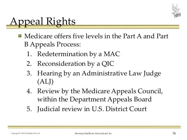 How to Review Medicare Appeals in the SNF