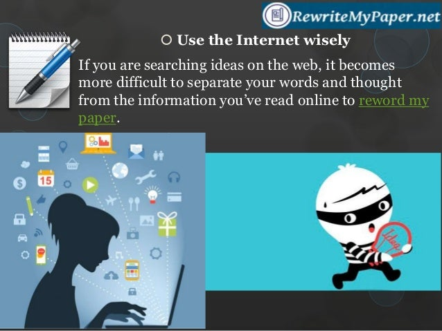 reword your essay The most dependable way to win over major search engines is by loading your  site with a continuous flow of unique, readable, useful content this is why.