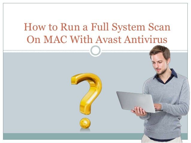 mac full system scan